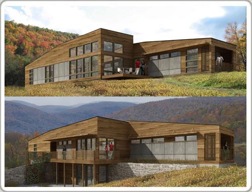 Ridgehouse - Modern Design