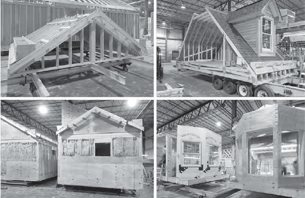 Westchester Modular factory