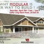 Modular Home Seminar