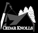 Cedar Knolls Homes